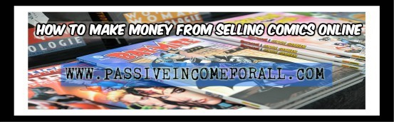 How to Sell comics online