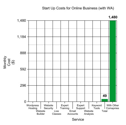 How Much does it Cost to start an online business