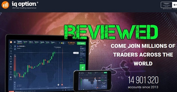 Is IQ Option a scam?