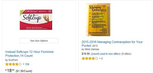 Using contraception in affiliate marketing