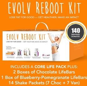The evolvhealth reboot kit