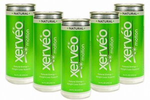 The Xerveo Weight Loss Drinks