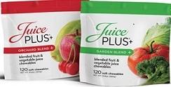 The Juice Plus Chewables