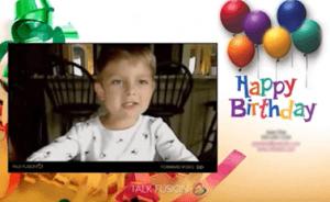 Talk fusion video e-mail product