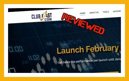 What is CLUB FAST COIN