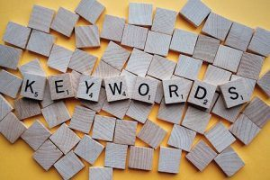 What is a keyword?