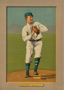 Use Baseball trading cards as a Niche