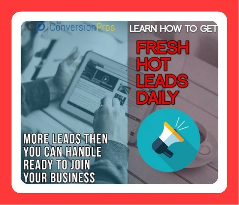How to get leads to your business