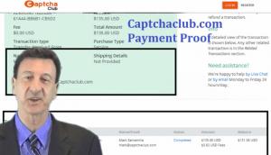 Captcha club fake testimonials