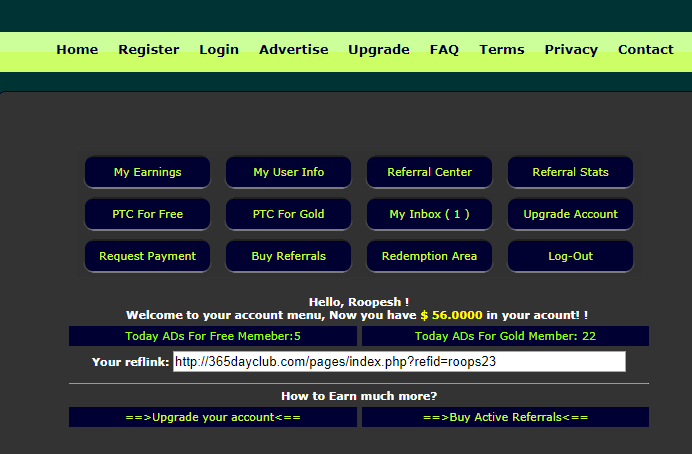 Is 365dayclub a scam