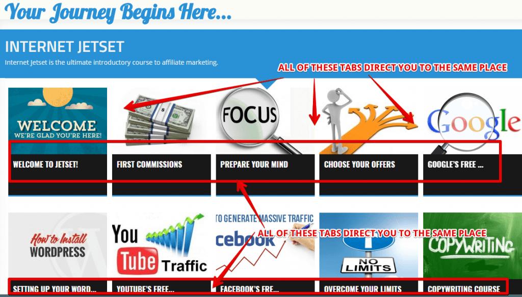 Super affiliate system scam by having a 3 step webinar funnel