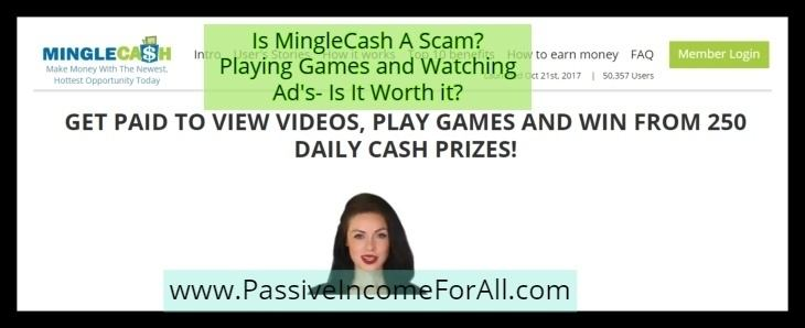 What is MingleCash? Is Mingle Cash A Scam?