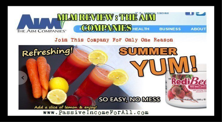 The aim companies review