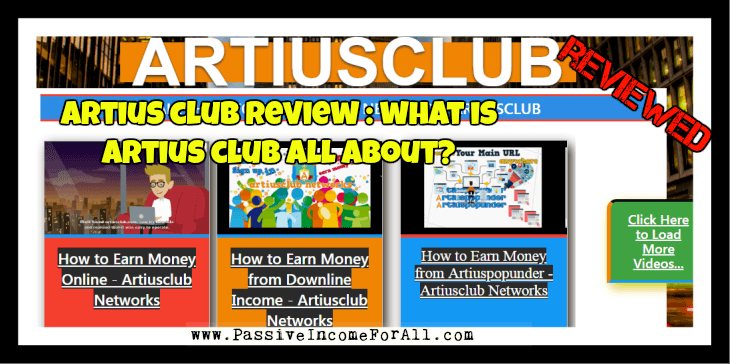 Artius Club Review What is Artius Club all About