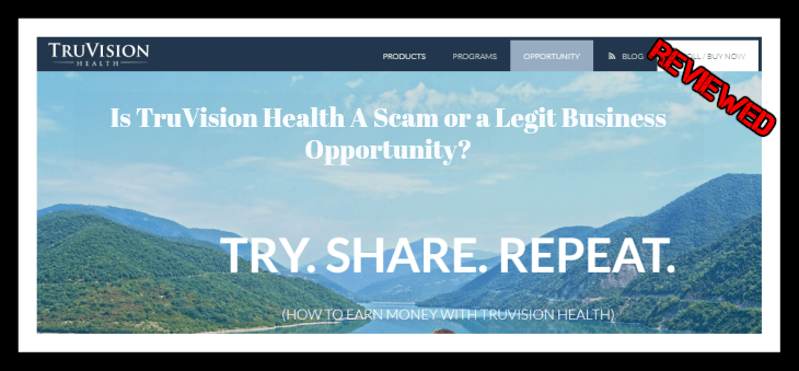 Is Truvision Health a Scam or not?