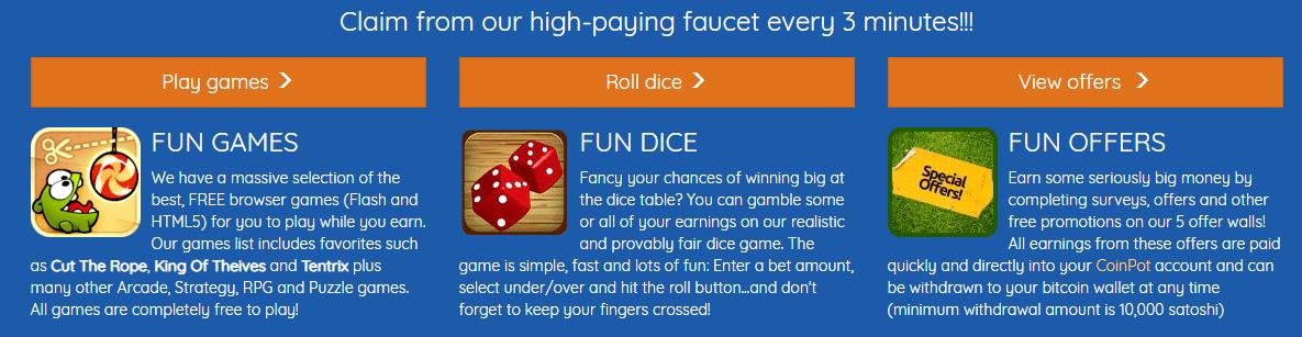 How to make money with Bit Fun -3 main ways