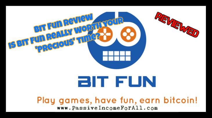 Bit Fun Review- Is Bit Fun A Scam?