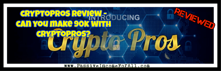 CryptoPros Review - Is CryptoPros a Scam
