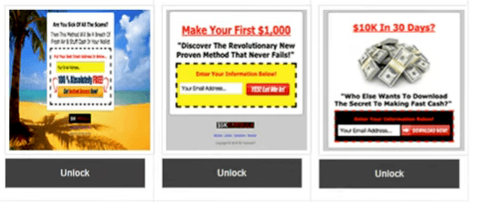 the 5k formula review how to use their squeeze pages