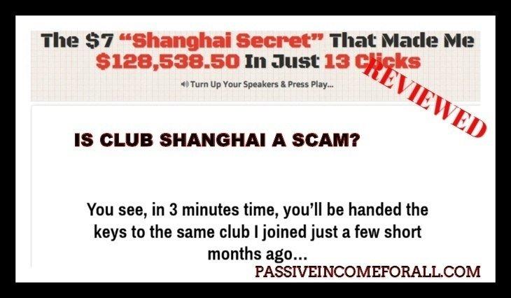 Club Shanghai Review