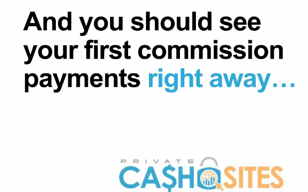 Is Private cash sites a scam, yes I think that it is