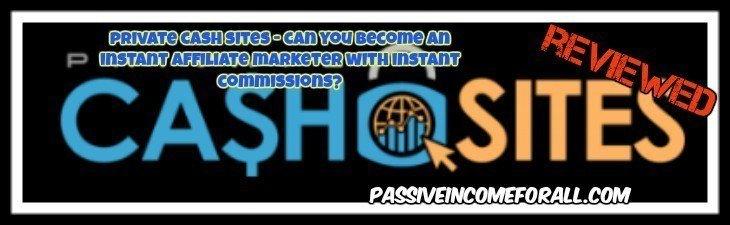 Private Cash sites featured image