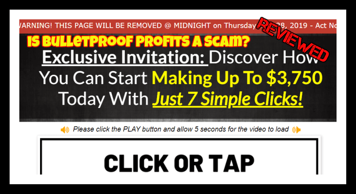 Bulletproof profits review featured image