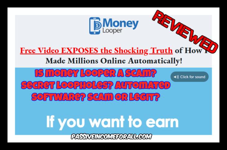 Money looper featured image