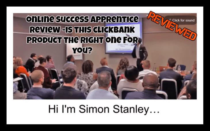 Online Success Apprentice is online success apprentice a scam
