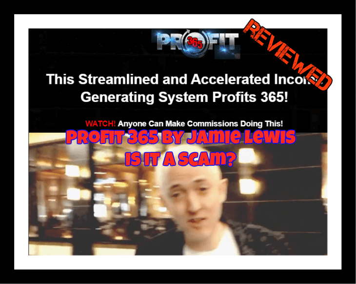 Profit 365 review by Jamie Lewis featured image