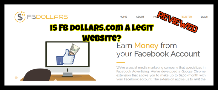 FB Dollars review is fb dollars.com a scam