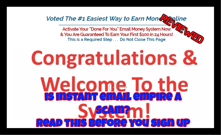 Instant Email Empire review featured image