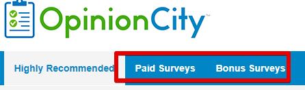 The hidden agenda behind paid surveys and bonus surveys