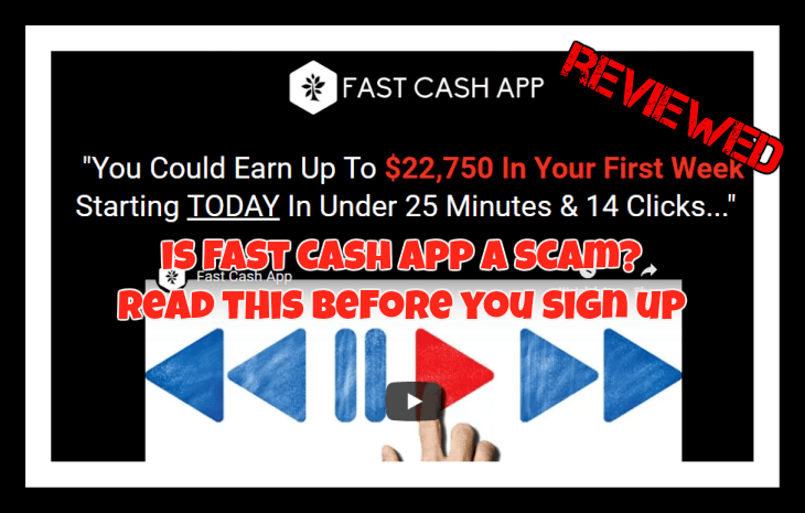 Fast cash App Review featured image