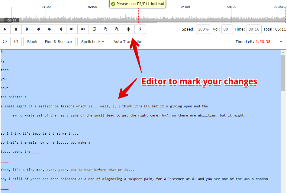 Is Scribie a scam? How does the transcription process work