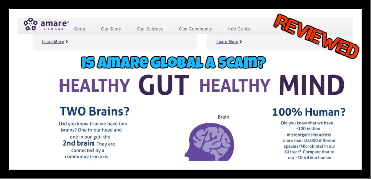 Is Amare Global a Scam - featured image