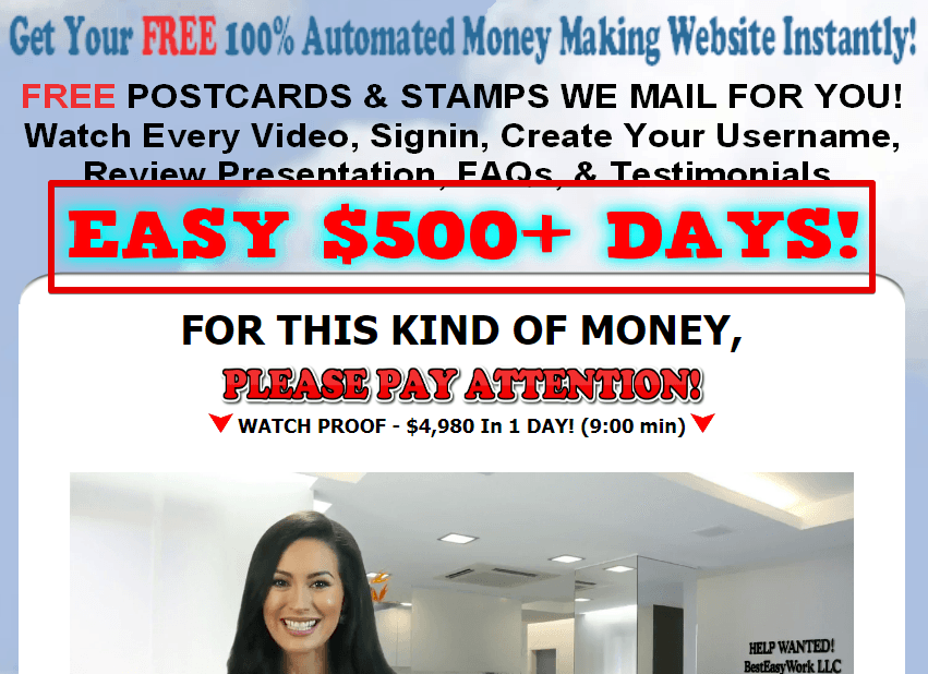 Best easy work review how does it work