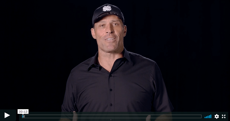 KBB course review the  knowledge business blueprint course is conducted by Tony Robbins himself
