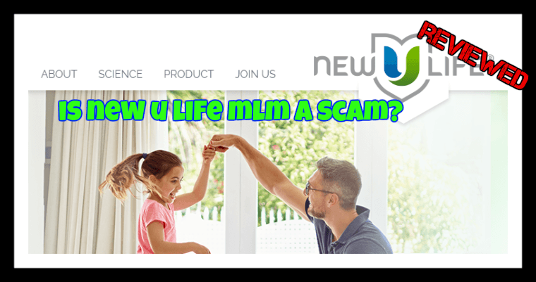 Is New U life a scam featured image
