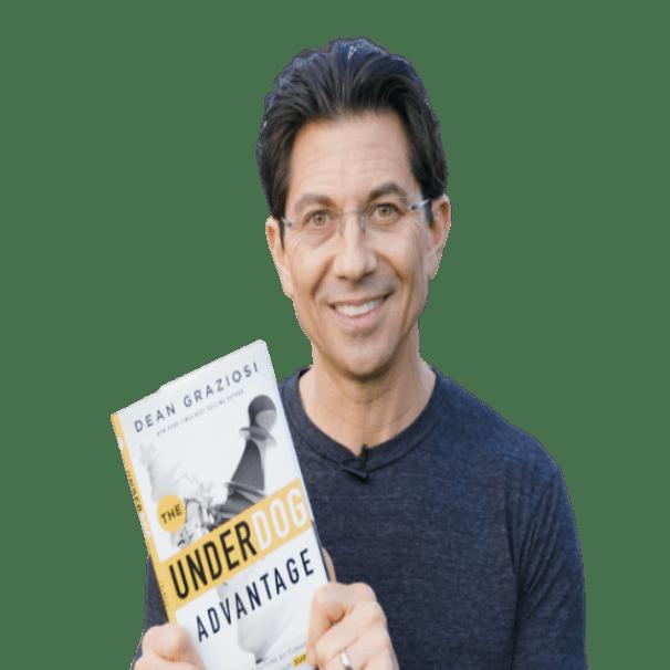 Who is Dean Graziosi? Underdog Advantage Book Review