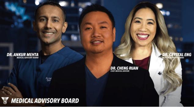 Prime My Body medical advisory board