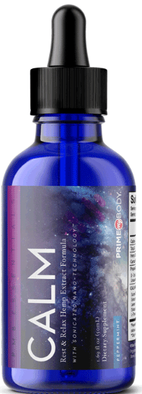 Prime My Body what is the calm product all about