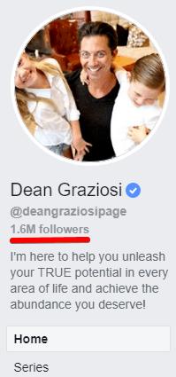 Is Dean Graziosi a scam? He has his own social media following