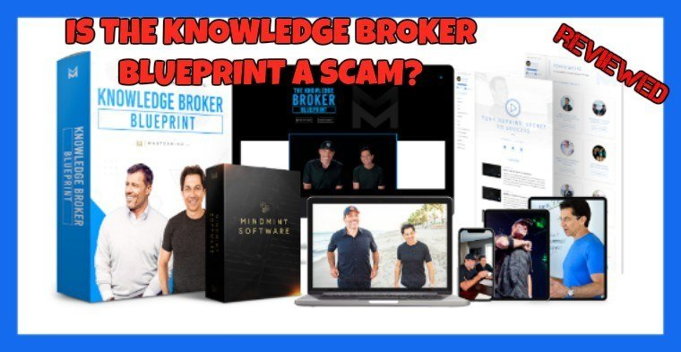 Is The Knowledge Broker Blueprint a Scam? Featured image