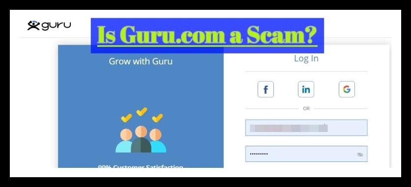 Is Guru.com a Scam featured image