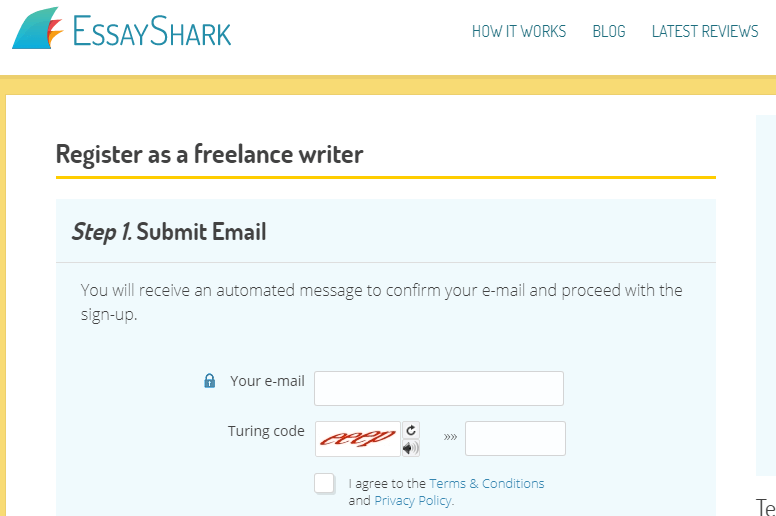 When You sign up with WritersCareer, it becomes Essay Shark