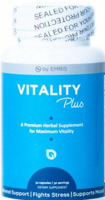 Emris Vitality Plus product