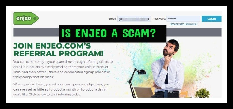 Is Enjeo a Scam featured image