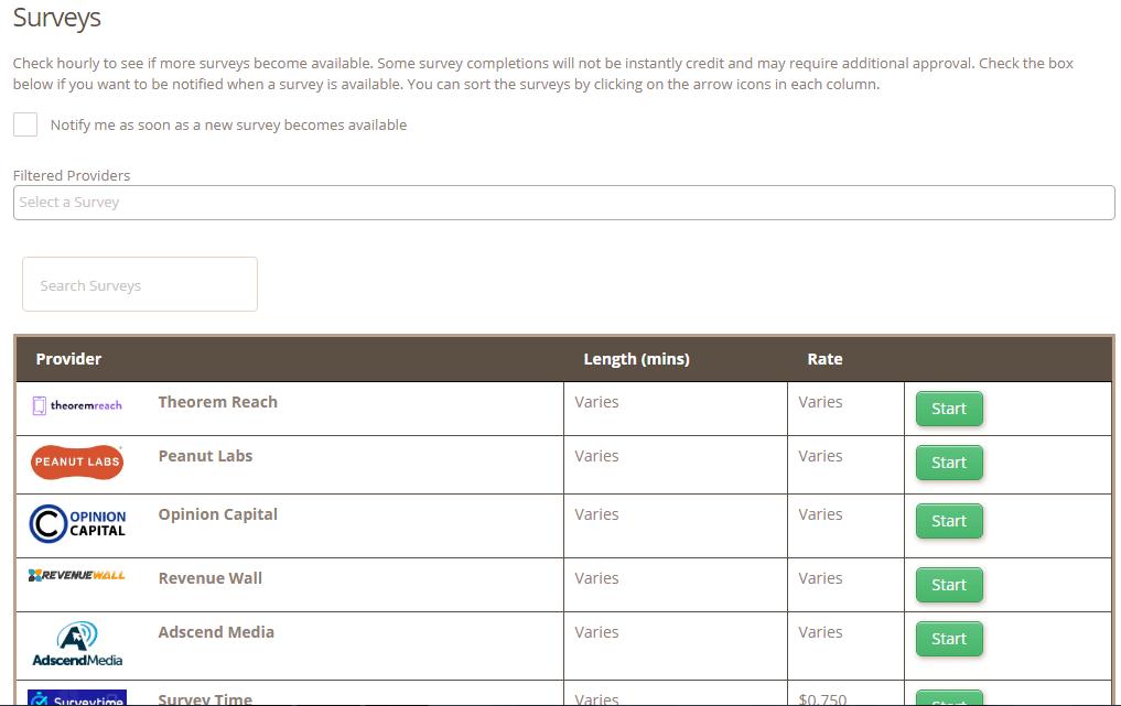 Timebucks review how to earn doing the surveys