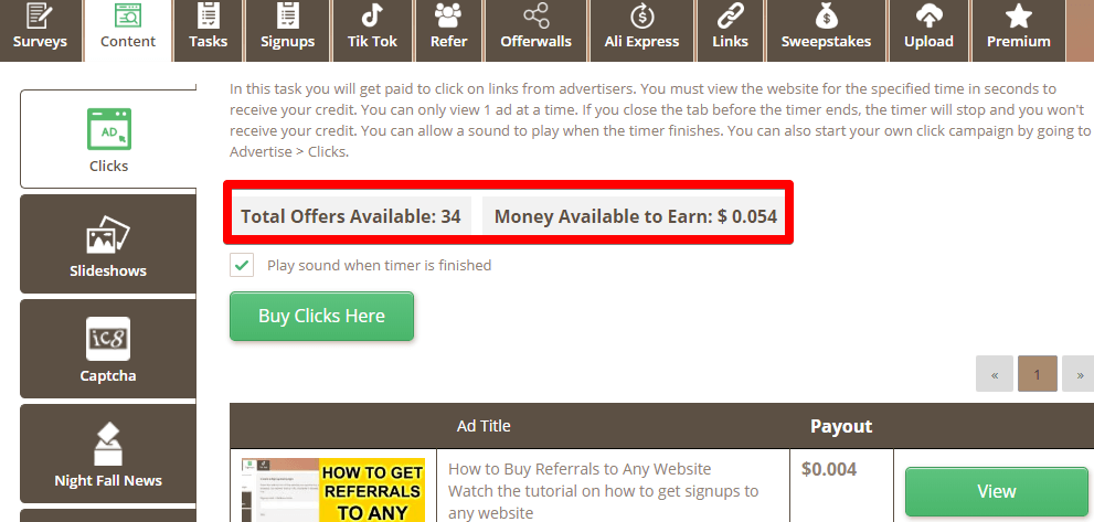 How to earn money with time bucks